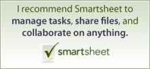 SmartSheet Online Collaboration